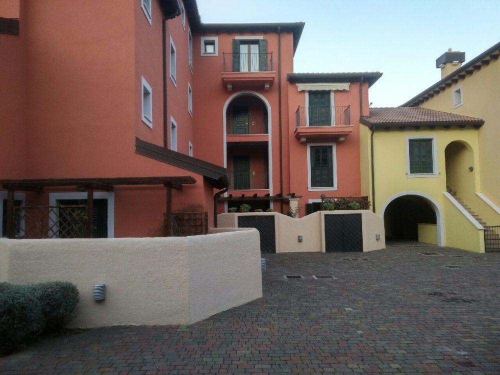 Borgo San Rocco – UMI 5/7-8 – Appartamento con Giardino