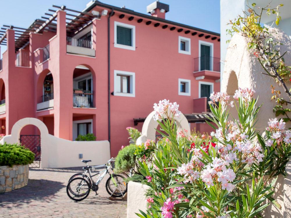 Borgo San Rocco – UMI 1/31 – appartamento al Primo piano