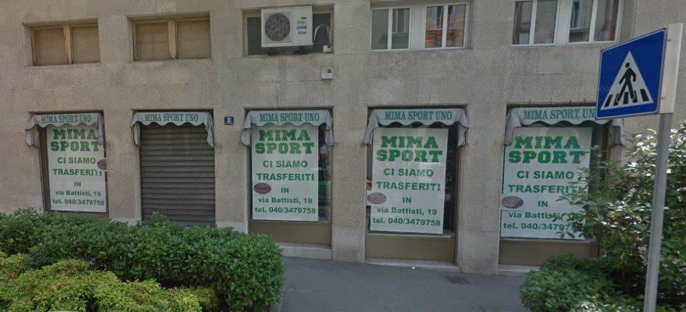 Locale commerciale in Via Ponziana – Ex Mima Sport