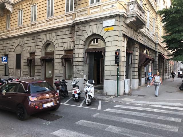 Locale commerciale Via Battisti angolo Via Zanetti