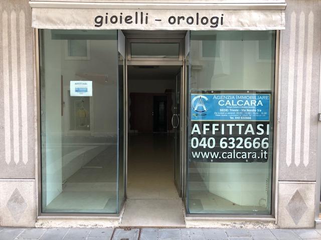 Foro Commerciale in via San Lazzaro  – pedonale