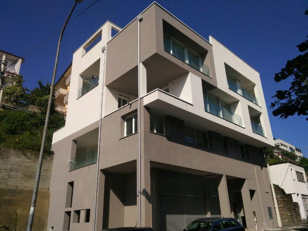 Via San Paquale  – Primo Ingresso