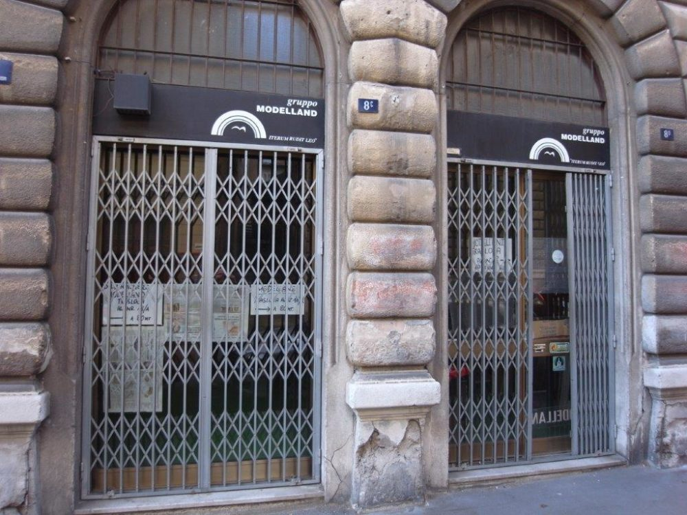 Negozio in Via Vasari – Largo Barriera