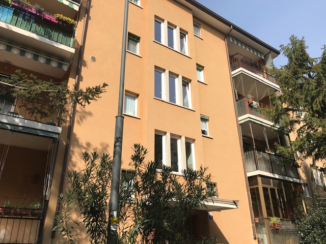 Appartamento in Via Cubi – Borgo San Sergio