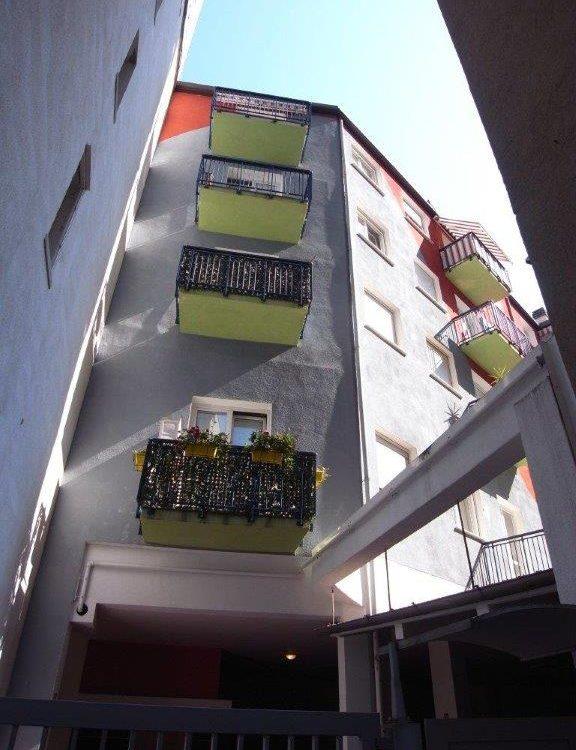 Appartamento in Via Ananian – zona semi centrale