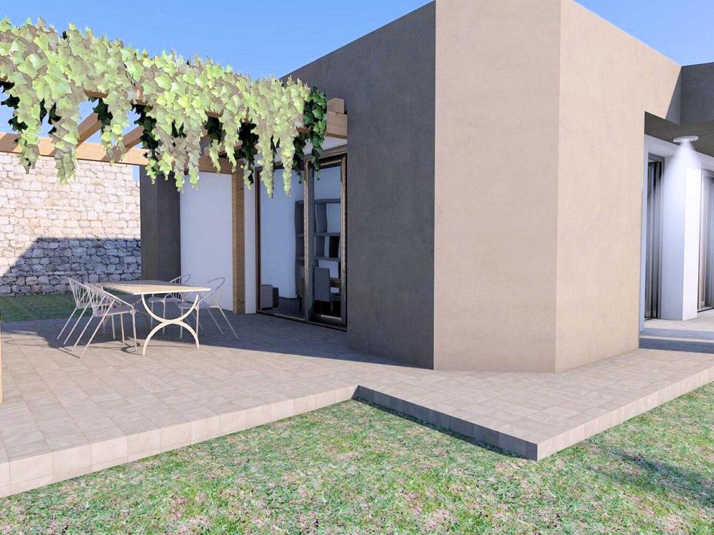 Villa a San Giovanni – nuova realizzazione