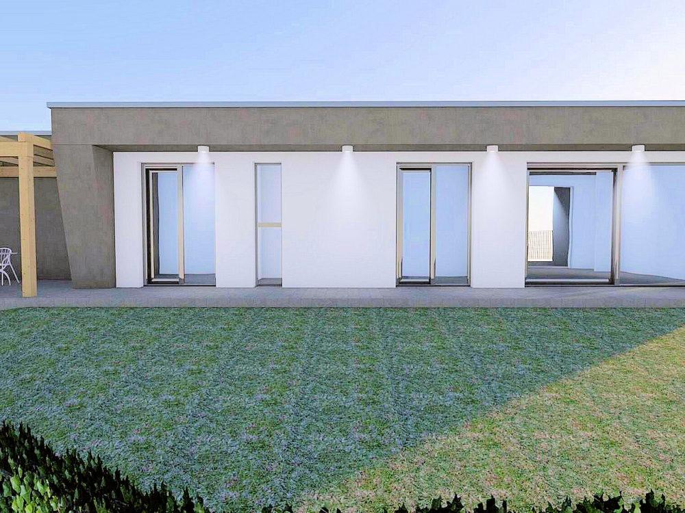 Villa unifamiliare in nuovo complesso residenziale