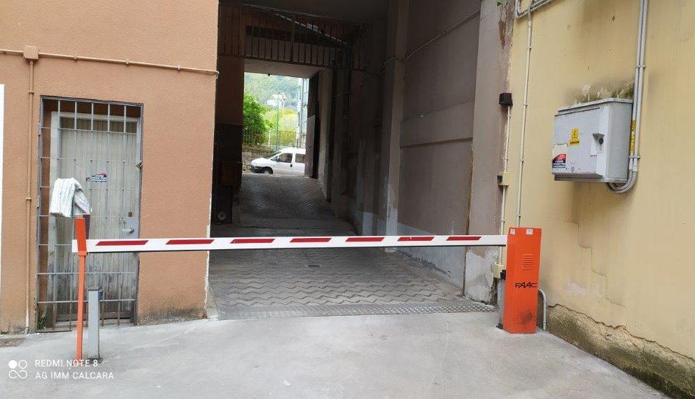 Posto moto in parcheggio privato a San Giovanni