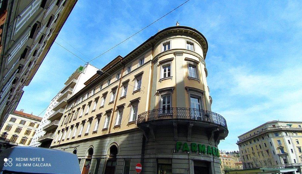 Appartamento in Borgo Teresiano – Piazza Oberdan