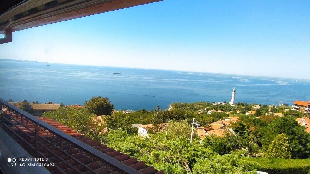Via Bonomea – appartamento con splendida vista mare!